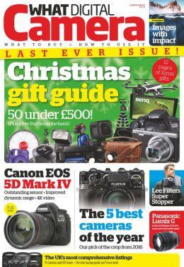 What Digital Camera - UK edition