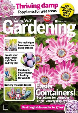 Amateur Gardening - UK edition