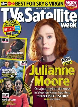 TV & Satellite Week - UK edition