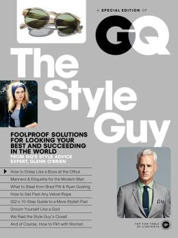 GQ's The Style Guy 2012