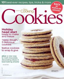 The Best of Fine Cooking - Cookies - Holiday 2012