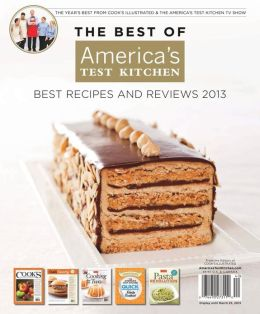 The Best of America's Test Kitchen 2013