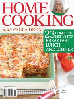 Home Cooking with Paula Deen 2013