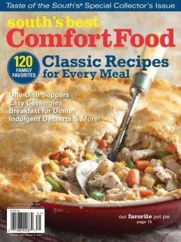 Taste of the South's Best Comfort Food 2013