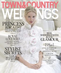 Town and Country's Weddings - Spring and Summer 2013