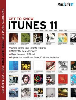 MacLife Excerpt - Guide to iTunes 11