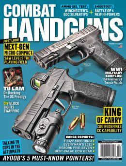 Combat Handguns