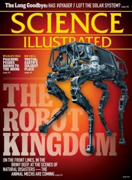 Science Illustrated - March and April 2013
