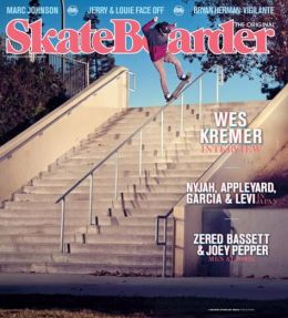 Skateboarder - February and March 2013