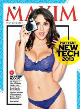 Maxim's Hottest New Tech 2013