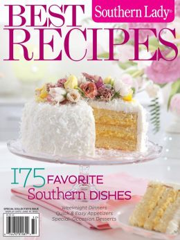 Southern Lady Best Recipes 2013