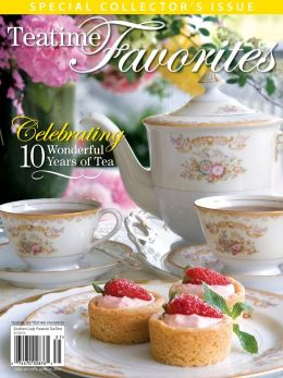 Tea Time Favorites 2013