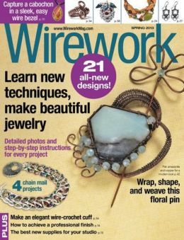 Art Jewelry's Wirework - Spring 2013
