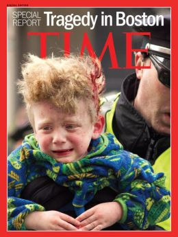 TIME Magazine's TRAGEDY IN BOSTON