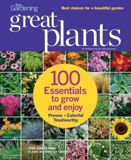 Fine Gardening's Great Plants - Summer 2013