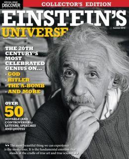 Discover Magazine's Einstein's Universe - Summer 2013