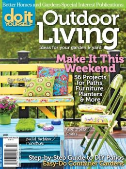 Do It Yourself's Outdoor Living 2013