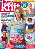Book Cover Image. Title: Let's Knit, Author: Aceville Publications Limited