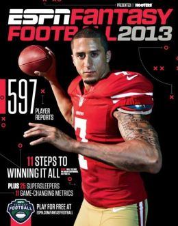 ESPN the Magazine's 2013 Fantasy Football Guide