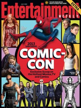 Entertainment Weekly's Comic-Con Special Issue 2013