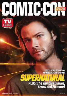 TV Guide Magazine's Comic - Con Special 2013