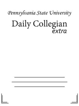 Daily Collegian