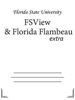 FSView & Florida Flambeau