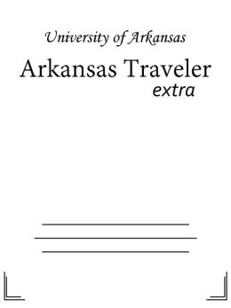 Arkansas Traveler