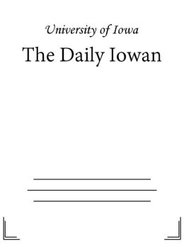 The Daily Iowan