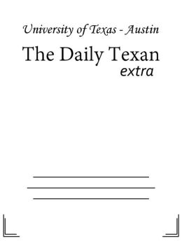 The Daily Texan