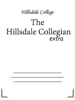 The Hillsdale Collegian