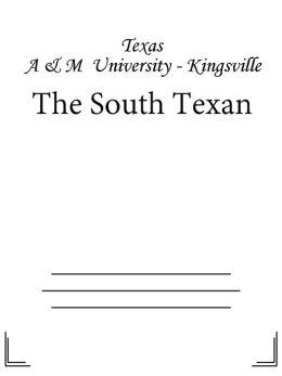 The South Texan
