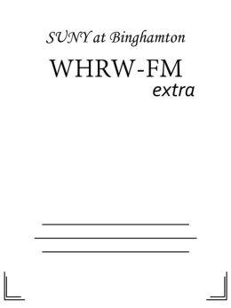 WHRW-FM