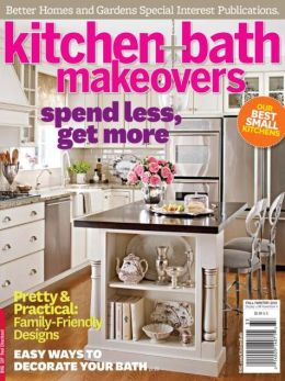 Kitchen + Bath Makeovers - Fall-Winter 2013