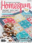 Book Cover Image. Title: Homespun, Author: Universal Magazines