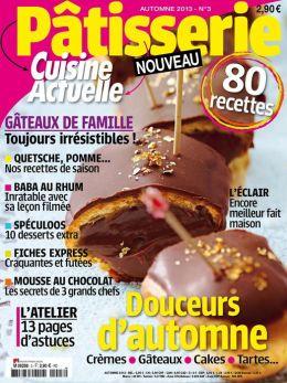 Patisserie cuisine actuelle by prisma m dia for Cuisine actuelle