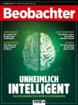 Book Cover Image. Title: Beobachter, Author: Axel Springer AG Schweiz