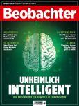 Book Cover Image. Title: Beobachter, Author: Axel Springer AG Schweiz