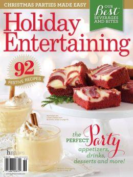 Hoffman Specials Holiday Entertaining 2013