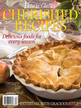 Victoria Cherished Recipes 2013