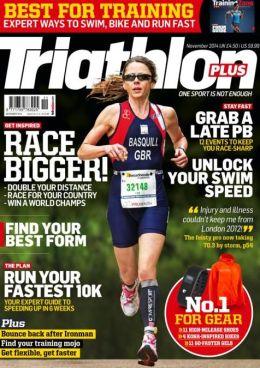 Triathlon Plus - November 2014
