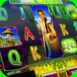 The Wonderful Wizard of Oz Slot Machine