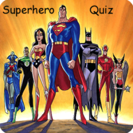 Superohero Quiz