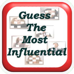 Guess The Most Influential