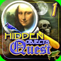Hidden Objects Quest 1
