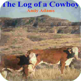 AudioBook - The Log Of A Cowboy