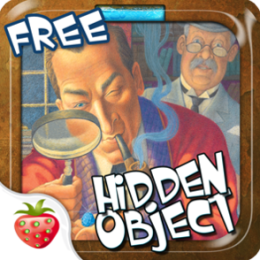 Hidden Object Game FREE - Sherlock Holmes: The Blue Diamond