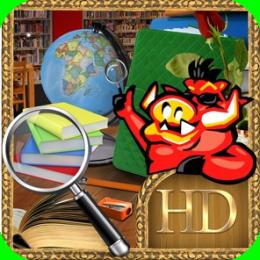 Book Club - Hidden Object