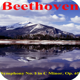 Music Album - Beethoven Symphony No. 5 in C Minor, Op. 67 (Complete Music Album)