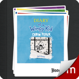 Diary of a Wimpy Kid: Cabin Fever (Audio Book)